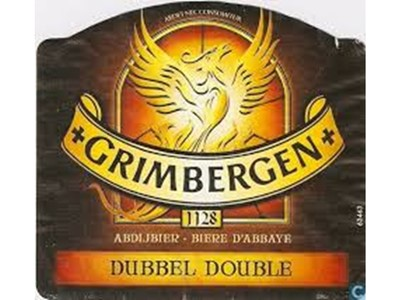 Grimbergen Double 20 ltr ( MD 20 )