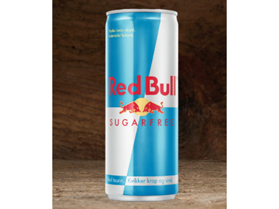 Red Bull light, 24 stk. ds
