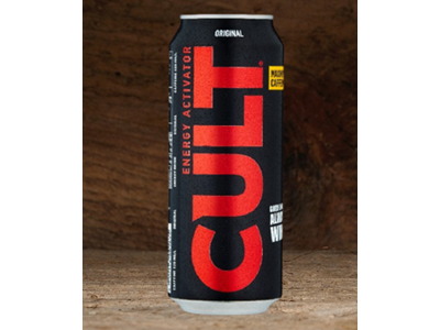 Cult Energy light dåse 50 cl. 24 stk.