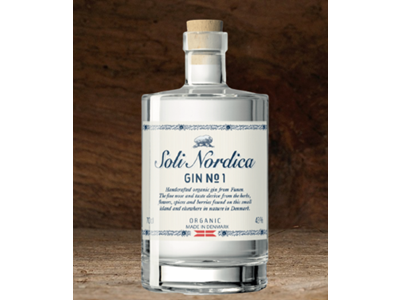 ND Soli Nordica Gin no 1 70 cl 1 stk